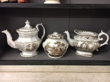 Ironstone Tea Pots